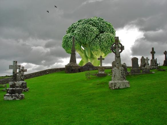 Graveyard Shrubbery