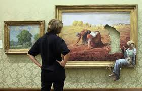 banksy gleaners